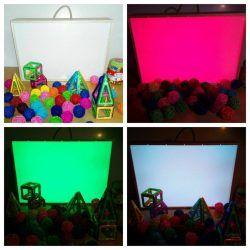 Caja de luz 1