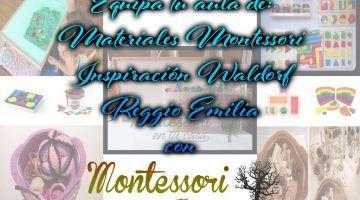Novedades Montessori en tu casa