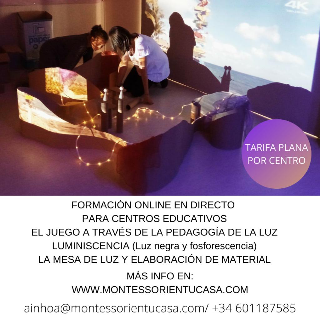 FORMACIÓN ONLINE EN DIRECTO PARA CENTROS EDUCATIVOS 3