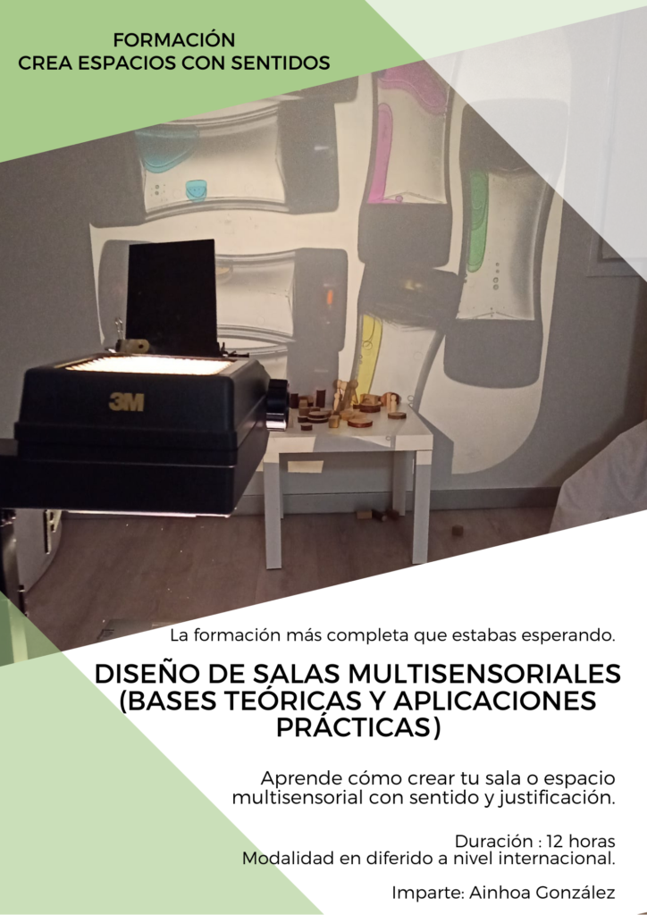 Copia de DISEÑO DE SALAS MULTISENSORIALES BASES TEÓRICAS Y APLICACIONES PRÁCTICAS 1
